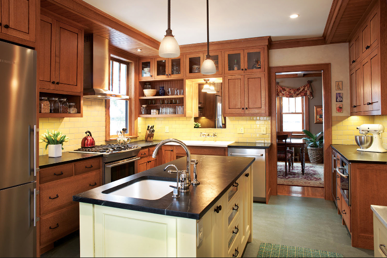 Kitchen Remodeling Design Wellington
